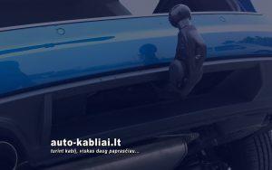 Auto kabliai